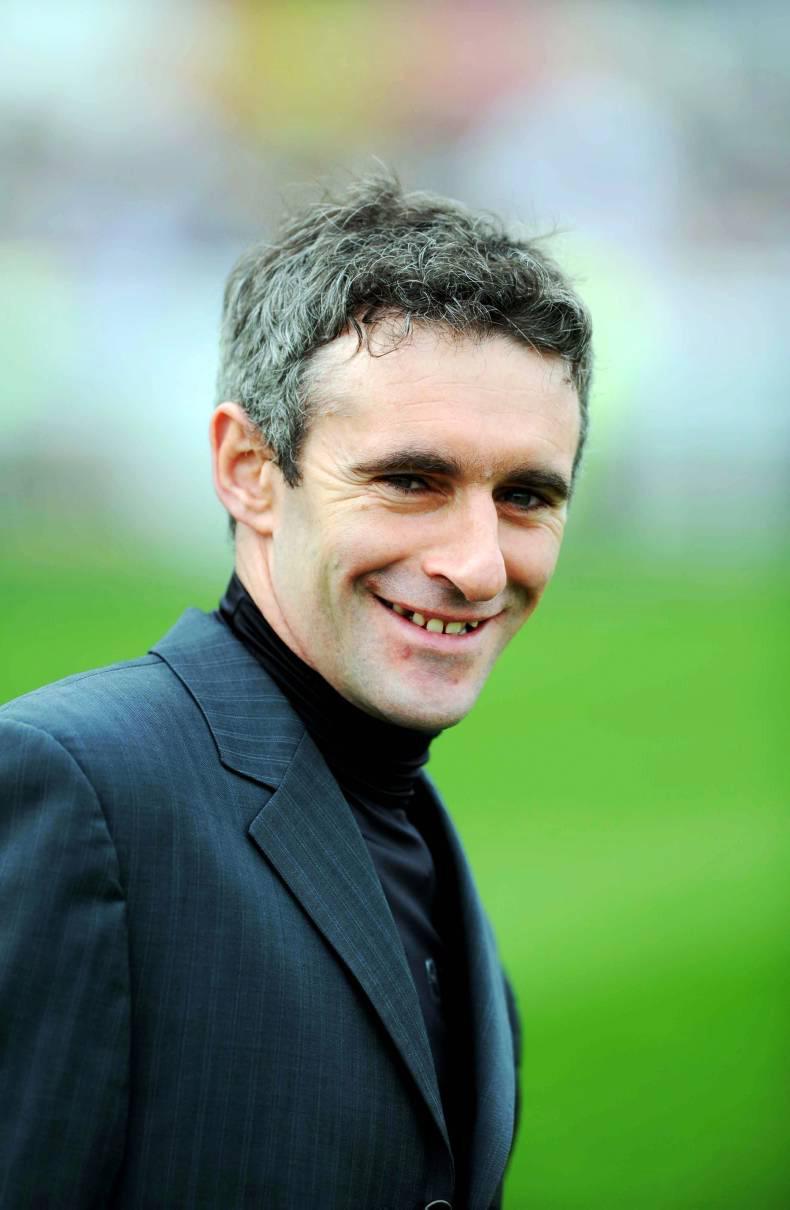 BRITAIN: Samstown surprises for Harding