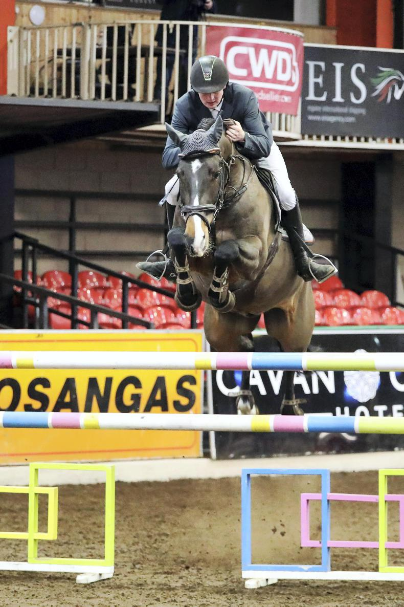 AROUND THE COUNTRY:  Murphy seals Grand Prix double at Cavan