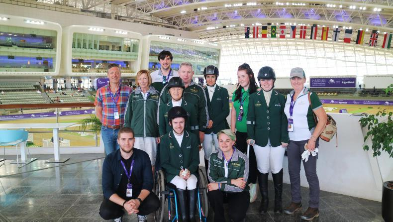 REVIEW 2019:   Wonderful year for para-dressage riders