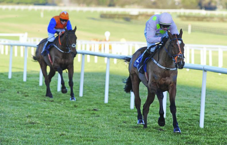 NAAS MONDAY: Bapaume heads a Mullins treble
