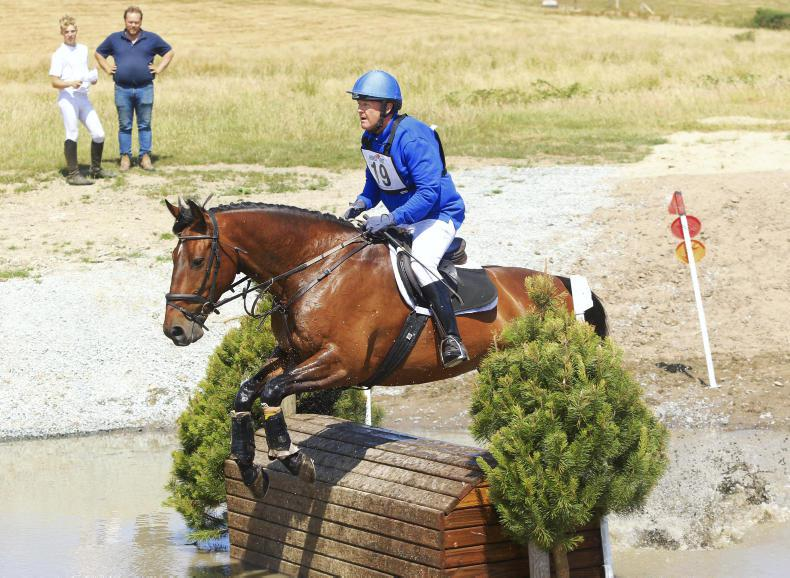 REVIEW 2019 - National eventing: Prince Louis delivers royal win for Coakley