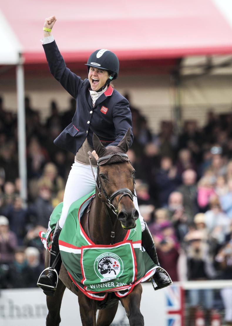 REVIEW 2019 - International eventing: The year of the Irish horse