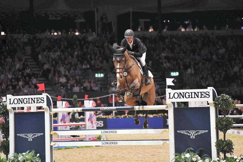 SHOW JUMPING: Condon adds to Irish wins at Olympia