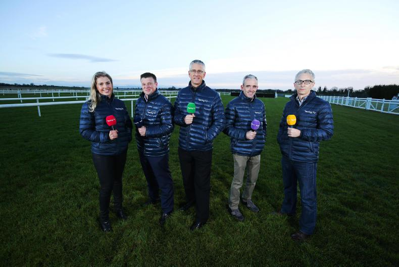 NEWS: Racing TV to have dedicated Irish channel on December 26th