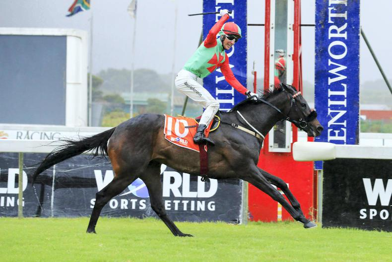 SOUTH AFRICA: Burning shocks in Fillies Guineas