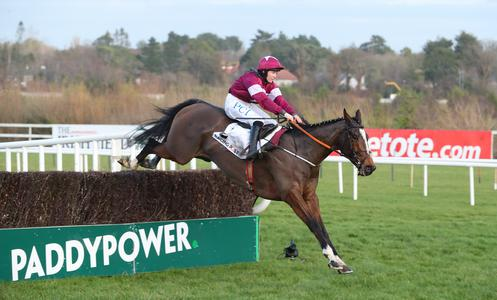 Notebook pens Leopardstown victory