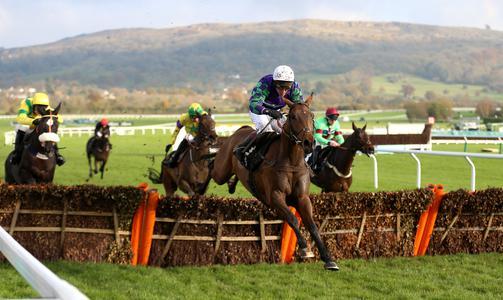 Thyme takes Challow honours at Newbury