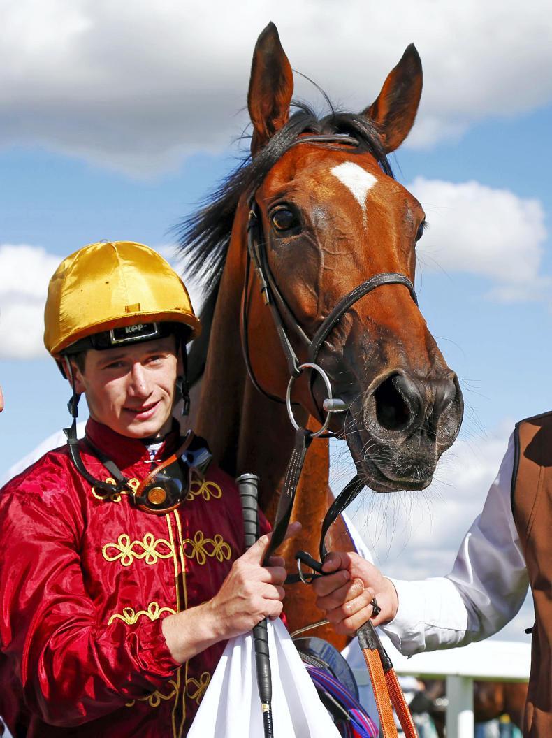 THE BIG INTERVIEW: Oisín Murphy - 'fast horses make fast jockeys'