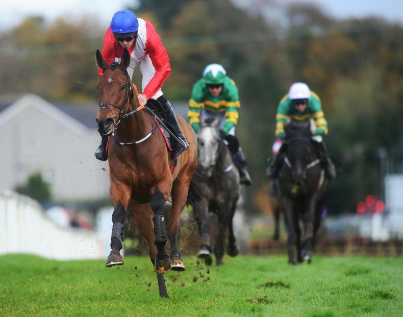 Envoi Allen on course for weekend test at Naas