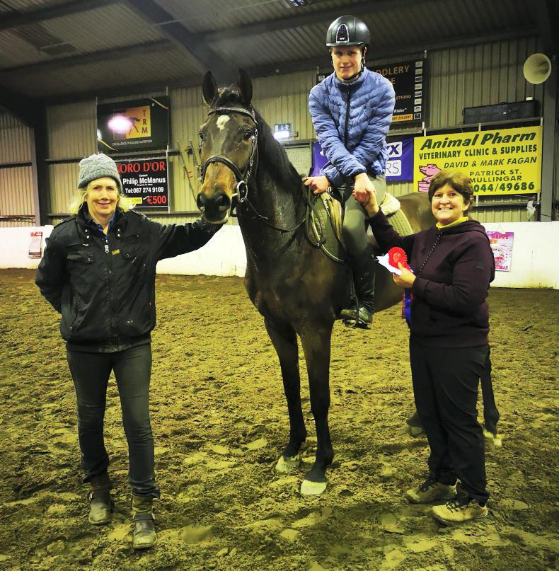 AROUND THE COUNTRY: Healy wins Mullingar Puissance
