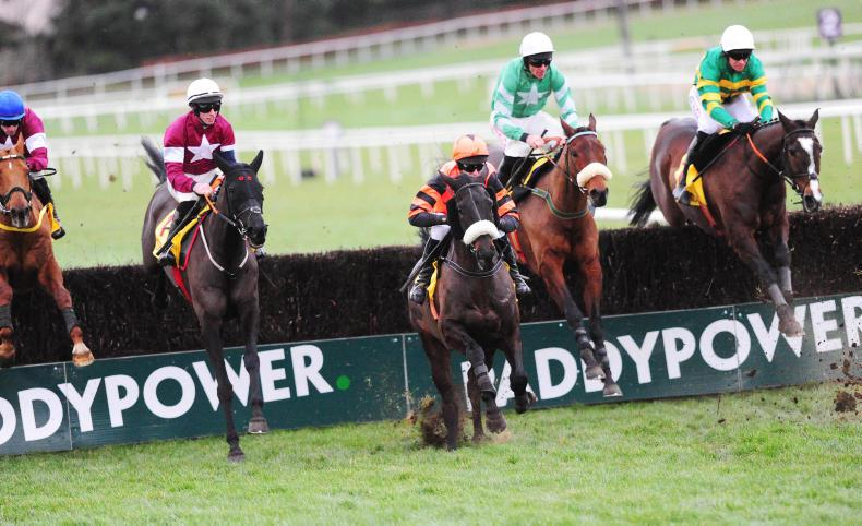 LEOPARDSTOWN SATURDAY: Delta Work battles home