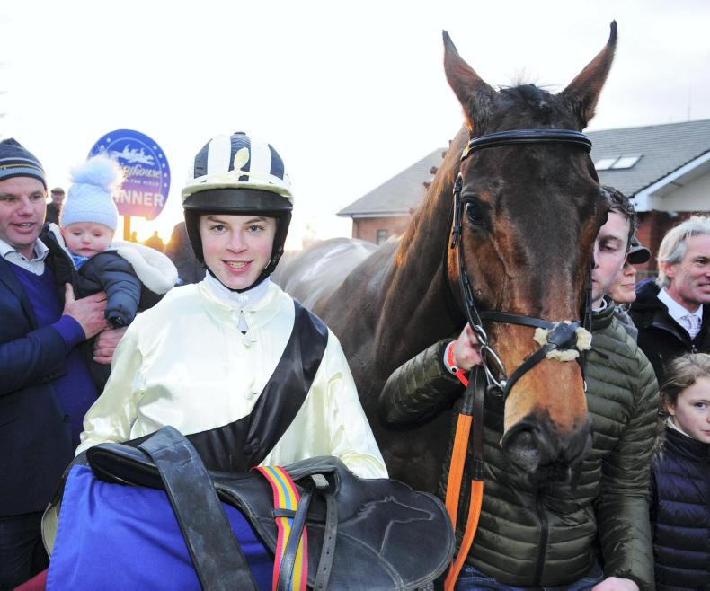 NEWS: Fairyhouse bumper winner to be offered for sale