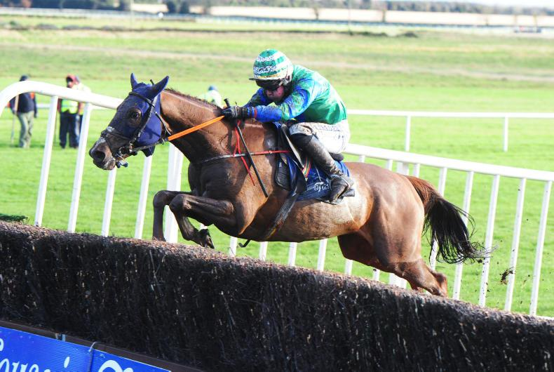 Pump on target for Naas