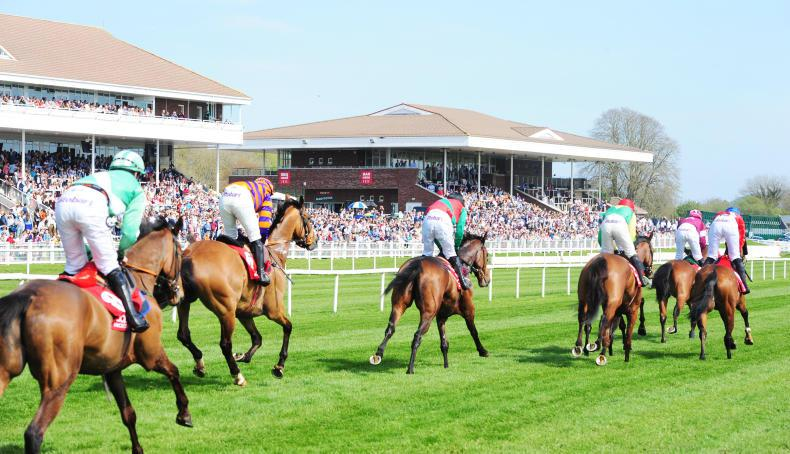 AIR COLUMN: Five Irish racecourses benefit from new sponsor's expansion