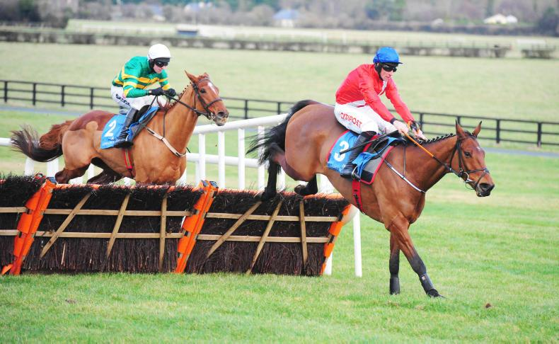 NAAS SUNDAY: Envoi Allen moves up in gear