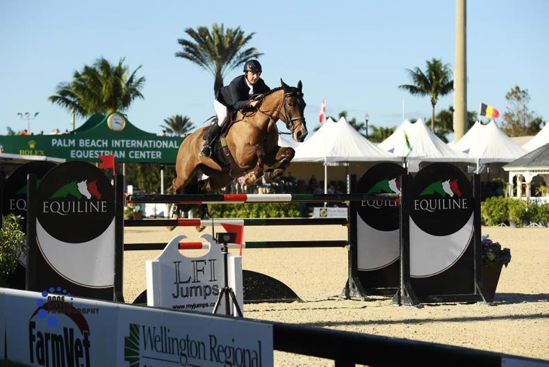 INTERNATIONAL: Coyle wins $50,000 Florida Grand Prix