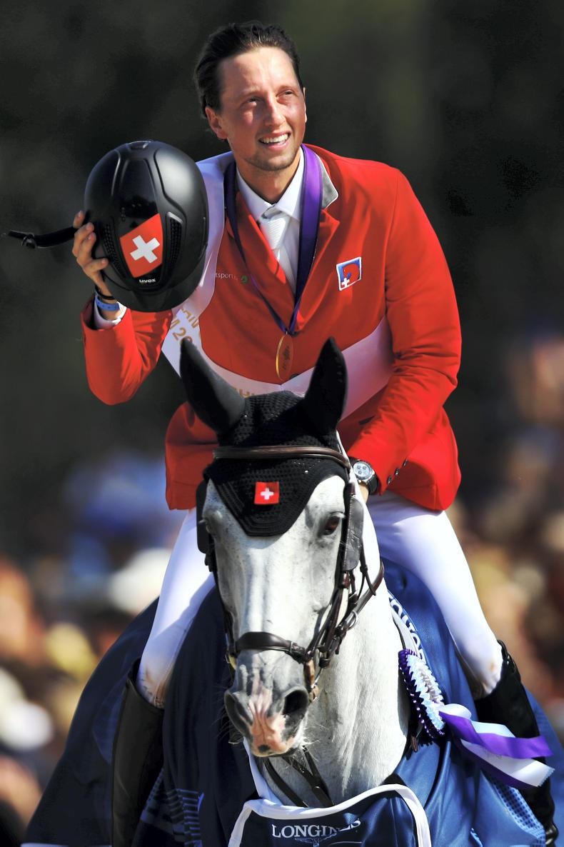 Fuchs takes over as world number one
