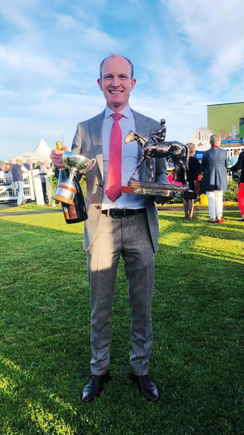 VIEW FROM ABOVE: Doran family responsible for notable winners in Britain