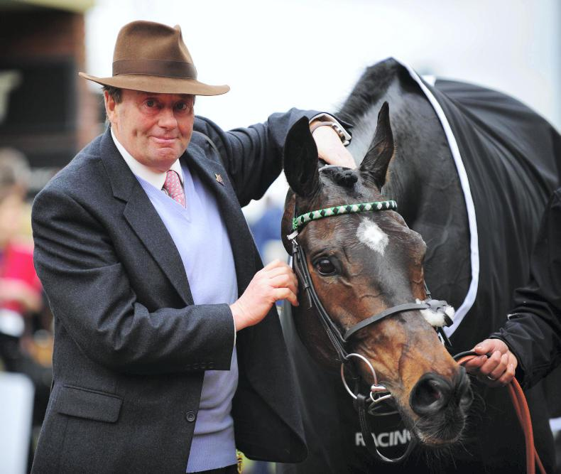 RORY DELARGY: Confused about Altior? Unibet you are!