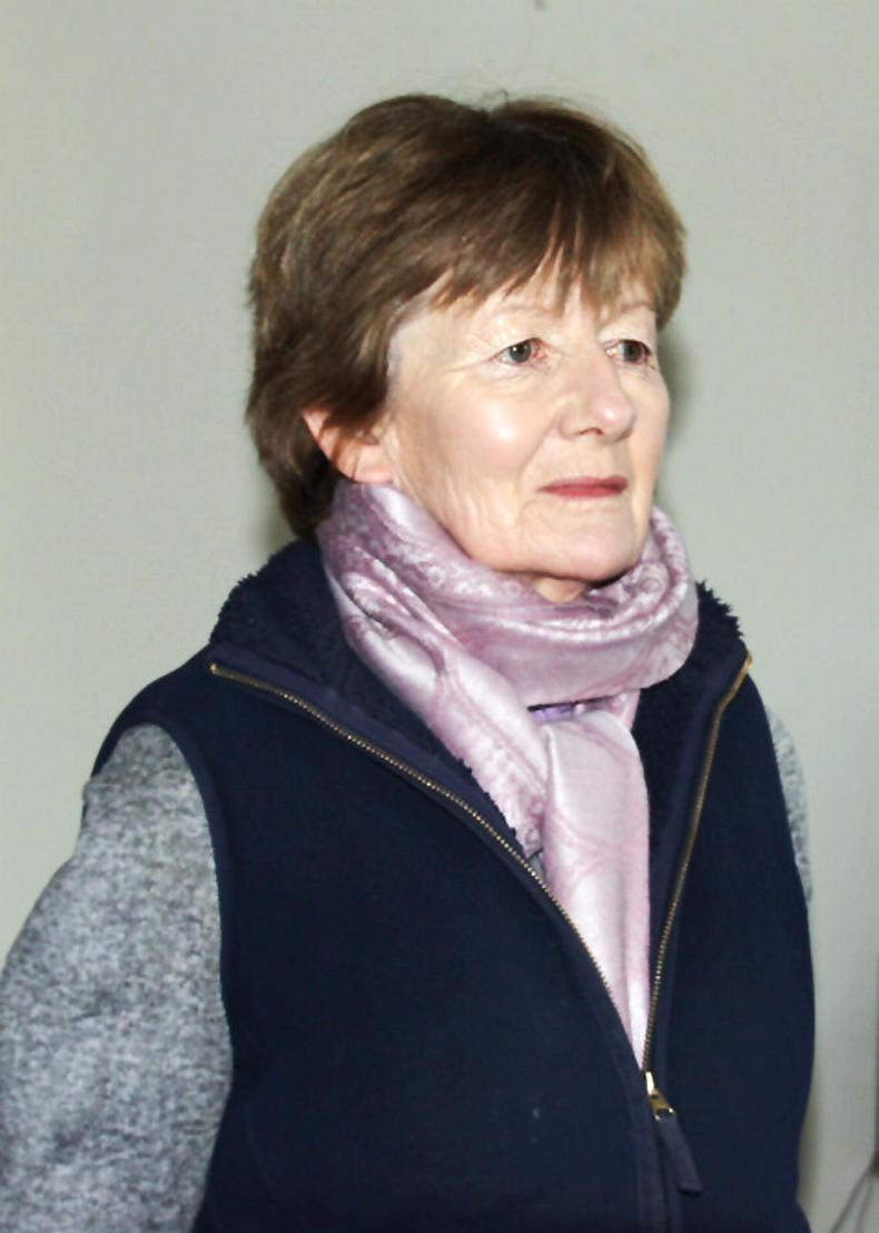 Breeder Mary Davison passes away