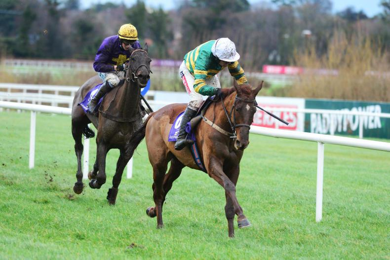 FAIRYHOUSE SATURDAY PREVIEW: Blazer looks primed to strike