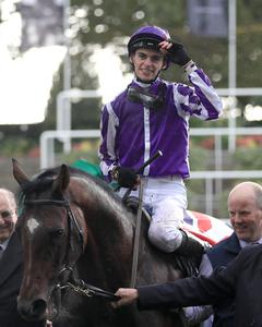 No joy for Donnacha O'Brien at Dundalk