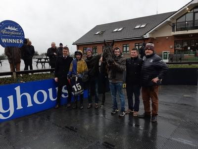 Stout outstays Fairyhouse rivals for Moore verdict