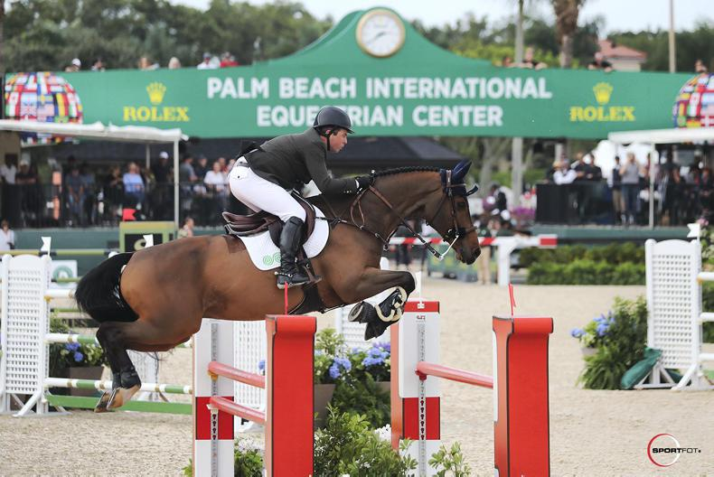 SHOW JUMPING: O'Connor wins $75,000 Grand Prix