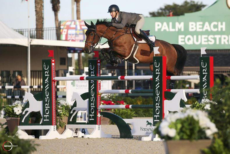 INTERNATIONAL: Sweetnam off to a winning start in Florida