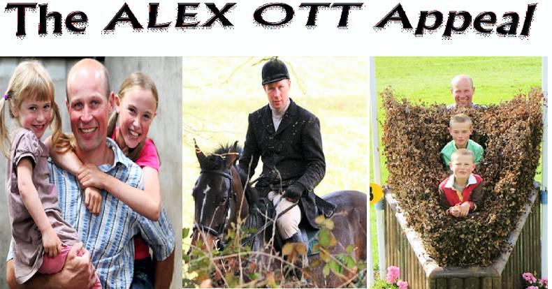 Nationwide appeal for injured Alex Ott