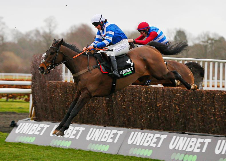 BRITAIN: Frodon back in business at Kempton