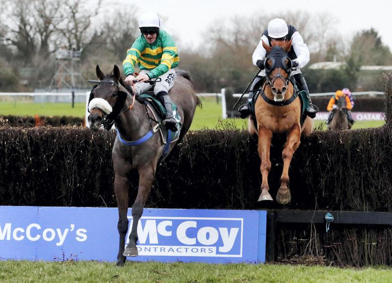 BRITAIN: Candy on the menu for Aintree