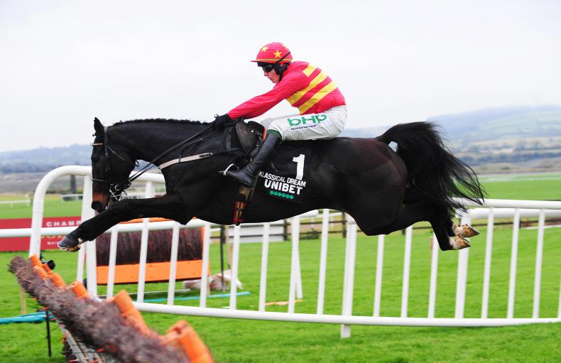 CHAMPION HURDLE: Looking ahead - A Dream or nightmare?