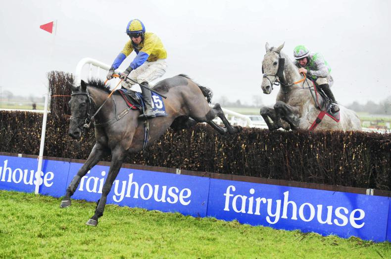 FAIRYHOUSE SATURDAY: Charlie a Stout winner