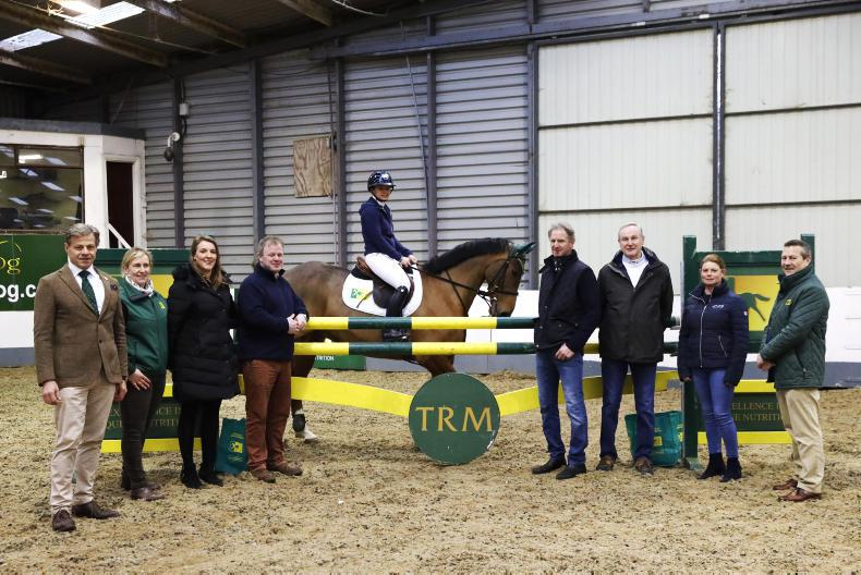 SHOW JUMPING:  TRM support Spring Tour with  €30,000 deal