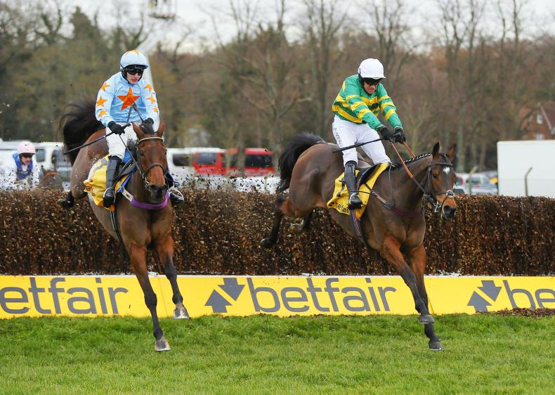BRITISH PREVIEW: Evergreen Un De Sceaux can avenge Tingle Creek defeat