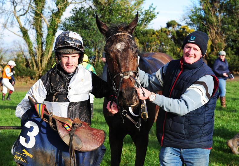 VIEW FROM ABOVE: Third time lucky for Folcano
