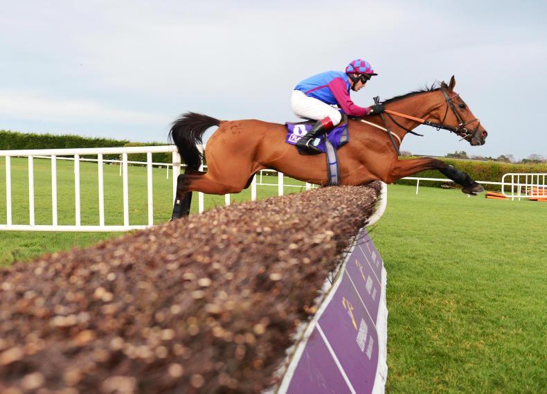 Greatrex sets sights on Irish Gold for La Bague Au Roi