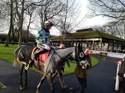 Silver grabs gold for Twiston-Davies at Haydock