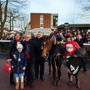 Ballyandy foils Pentland Hills on the line at Haydock