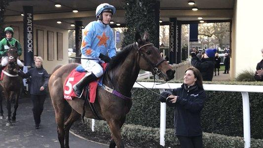 Un De Sceaux team so proud of gallant veteran in defeat
