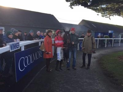Steel too strong for Footpad in Thurles feature