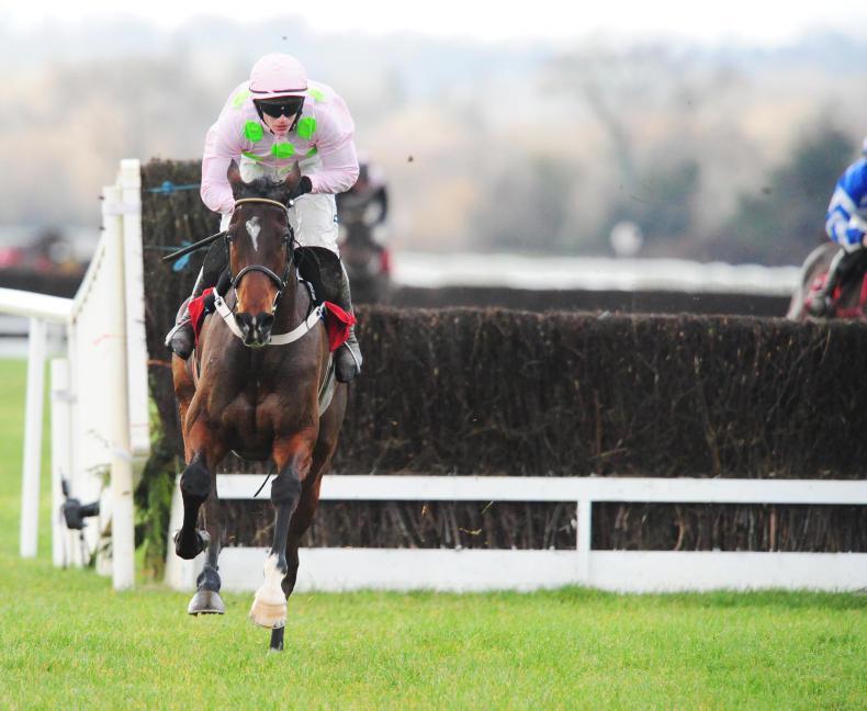 Douvan could be back for Cheltenham