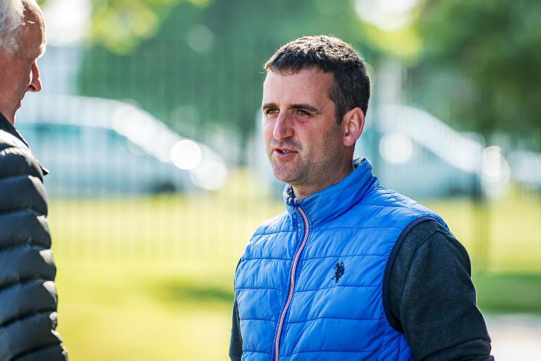 EOGHÁIN WARD: Curling teams with Dennison