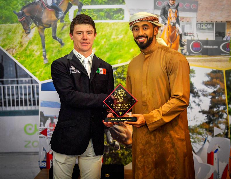 INTERNATIONAL: Top results for Ryan and Pender in Abu Dhabi