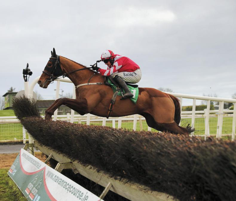 Acapella Bourgeois tops Mullins' bid for eighth Thyestes win