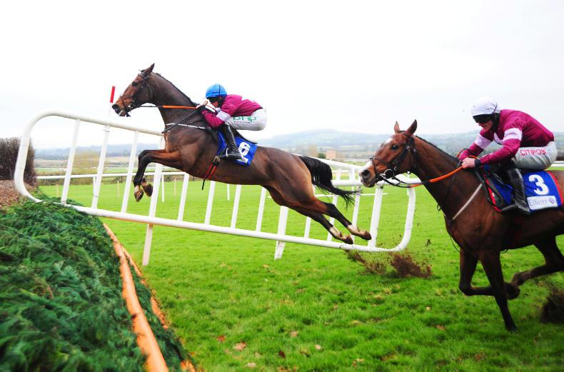 Strong Irish challenge in store for Arkle honours
