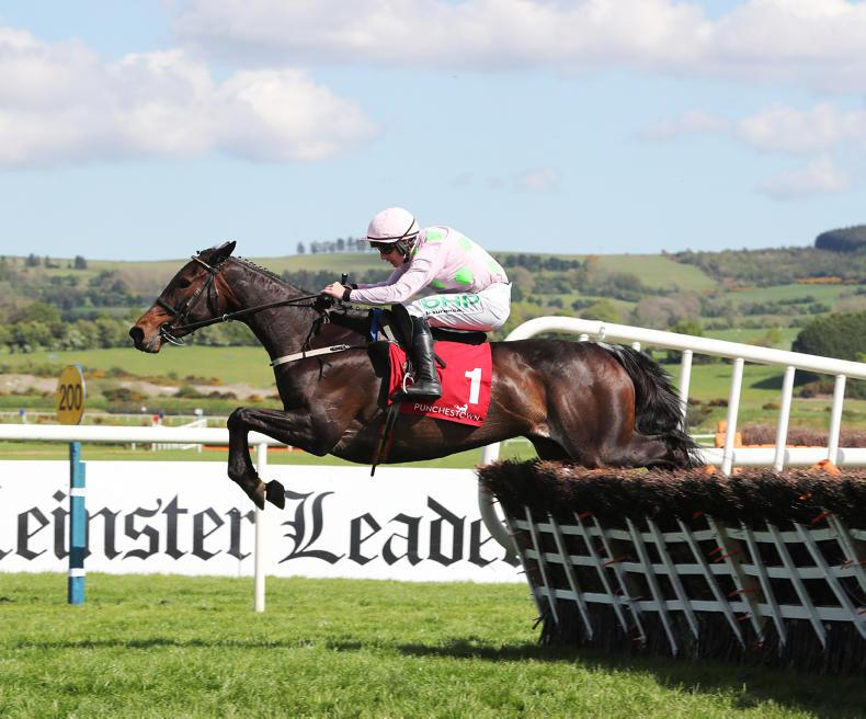 Benie Des Dieux cruises to success in Galmoy Hurdle