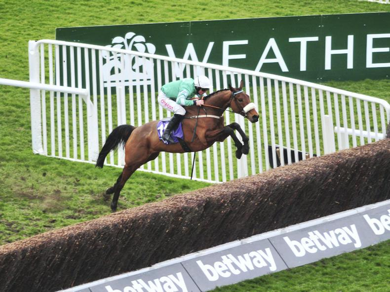 Presenting Percy all set for Irish Gold Cup