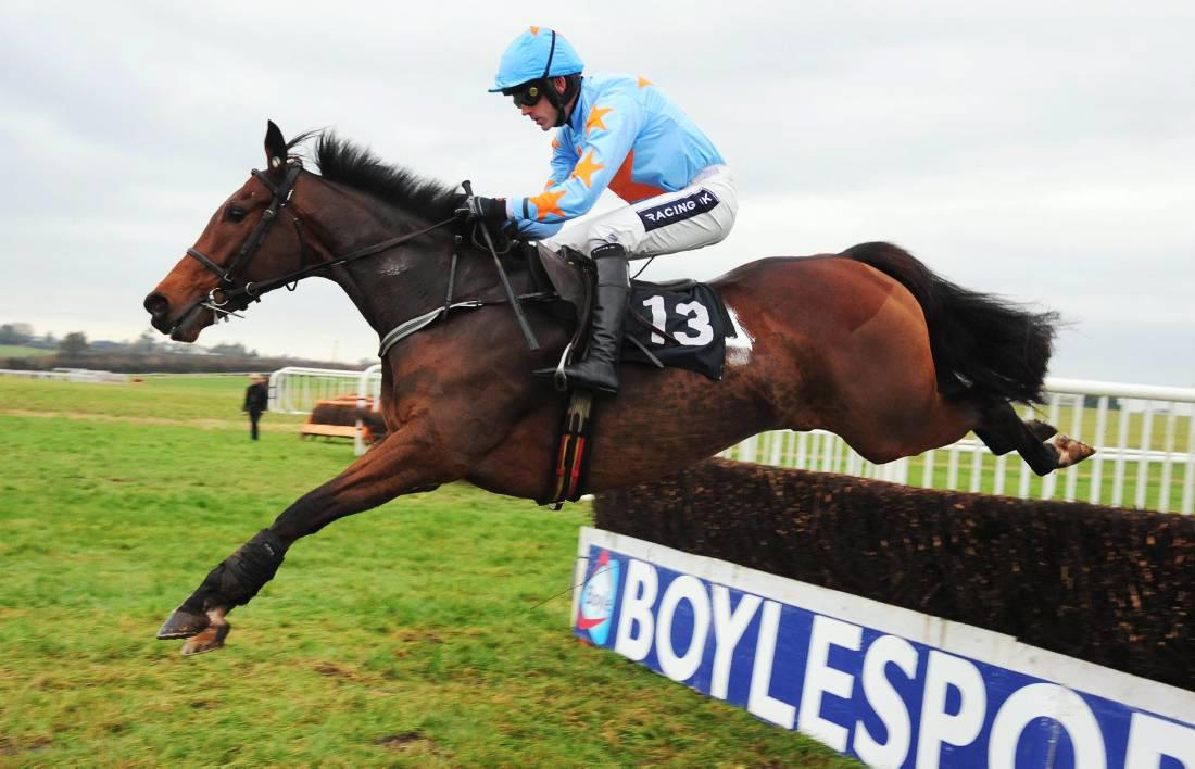 TOTE IRELAND: Jezki and the Fly clash again